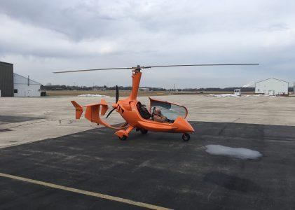 Gyroplane Training